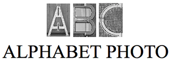 ABC Alphabet Photo